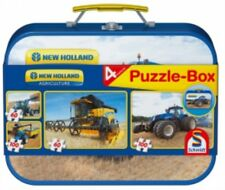 New Holland 4 Puzzles in a Keepsake Tin (Coiled Spring Puzzles) (. 9781472613622