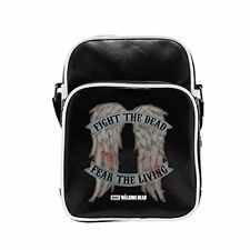 Borsa Messenger The Walking Dead Daryl Dixon WINGS-Nuovo