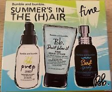 BUMBLE AND BUMBLE SUMMER'S IN THE (H) AIR FINE HAIR TRAVEL SET