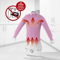 CLEANmaxx Plancha automática para camisas blusas Seca y plancha en un solo paso