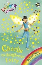 Rainbow Magic Charlie the Sunflower Fairy by Daisy Meadows BRAND NEW BOOK P/B