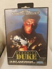 Dynamite Duke Mega Drive Megadrive Giochi Console Usati Retrogame Offerta Game