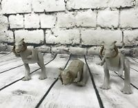 Star Wars Vintage 1979 (Lot Of 3) Tauntaun With Solid Belly Kenner