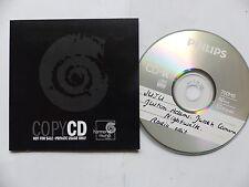 CDR  single promo JUJU JUSTIN ADAMS JULDEH CAMARA Nightwalk REAL WORLD