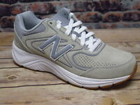 New Balance WW840GY2 Women's Grey Suede Walking Shoe