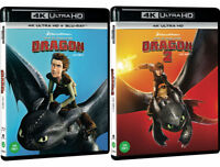 How To Train Your Dragon 1, 2 (2018, 4K UHD only) / Pick one!