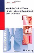 Multiple-Choice-Wissen für die Heilpraktikerprüfung 3: A... | Buch | Zustand gut