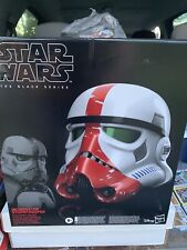 Star Wars Black Series Incinerator Flame Thrower Trooper Helmet