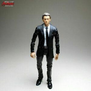 "6"" ML Infinite Series Tom Holland Sculp Black Suit   Action Figure"