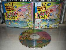 2 CD HIT MANIA DANCE ESTATE .- VOL. 2 - MOLELLA - DOS AMIGOS - RITHMO