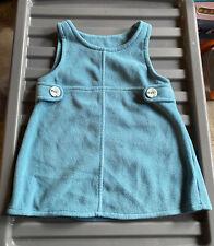 Next Girls 9-12 Months Fleece Dress