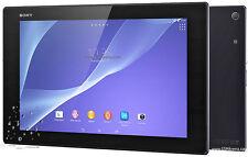 Sony Xperia Z2 SGP521 10.1in Tablet Wifi+4G LTE/3G Unlock Ram 3GB WaterProof  UK