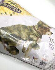 Dog Halloween Costume Dinosaur Body And Head Sz M  Never Used With Bag 2015
