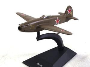 Yakovlev Yak-15 Soviet Turbojet Fighter 1946 Year 1/87 Scale Model with Stand