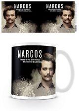 Tazza Originale Narcos Pablo Escobar  Prodotto ufficiale in confezione Regalo