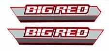 1985 85' ATC 250ES Big Red vintage Side Cover Stickers Decals graphics ATV