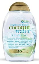 (2 Pack) OGX SHAMPOO COCONUT WATER WEIGHTLESS HYDRATION 13 Ounce