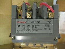 Furnas 40bp12aa Magnetic Contactor Size 00 2 Pole 120 Volt Coil New C148