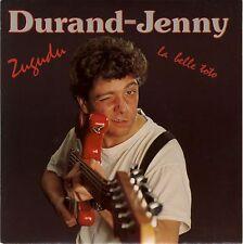 45 tours Durand-Jenny Zugudu / La belle toto 1990 EXC+