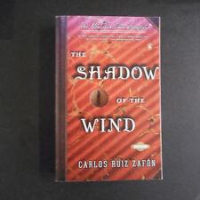 The Shadow of the Wind by Carlos Ruiz Zafón (2005,Tradeback)