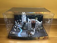 🔹ULTRA RARE🔹Lego LOTR 9474 The Battle of Helm's Deep Store Display EXCL.CNDTN