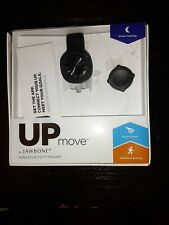 UP MOVE by Jawbone Wireless Activity Tracker W/ Sleep Tracking BLACK NEW