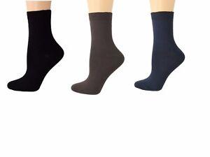 Mother's Day Sale, Women's Plain Bamboo Yarn Shorty Seamless Toe Sierra Socks