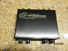"""New listing Ray Samuels Emmeline F-117 """"The Nighthawk"""" Mm/Mc Phono Preamp - Excellent"""