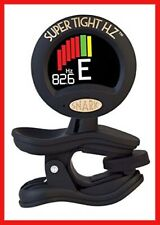 Snark HZ 'Super Tight' Clip-on All Instrument Tuner/Metronome, Black