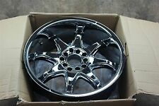 20x9 PVD Chrome Alloy Ion Style 181 Wheels 5x127 5x139.7 SMALL SCRATCH