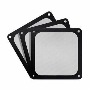 Silverstone FF123B-3PK  Ultra Fine 120mm Magnetic Fan Filter (3Pack)
