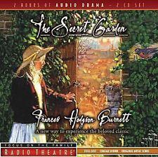 Radio Theatre: The Secret Garden 2007, CD Audio Drama