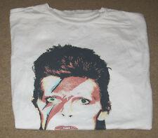 David Bowie Retro Brand Quality T Shirt New X large