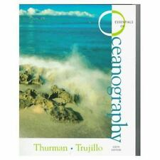 Essentials of Oceanography by Trujillo and Thurman (1998, Paperback, Student...