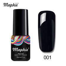 Maphie UV 78 Colors Nude Series Nail Gel Polish Lacquer Nail Art Varnish LED DIY