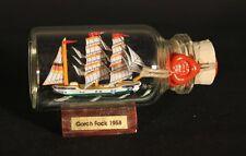 Gorch Fock Mini Buddelschiff 10 ml 5x2 cm original Flaschenschiff Handmade
