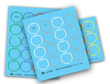 [FFSMC Productions] Decals 1/12 F1 modern tyres markings
