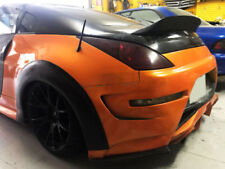 Painted For Nissan 350Z Z33 2DR Coupe V Trunk Boot Spoiler 2008 Nismo High Kick