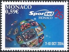 MONACO 2014 TELEVISIONE sport/calcio/MOTOR RACING/GOLF/judo/CICLISMO 1v mc1010