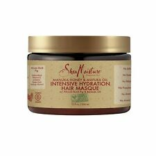 Shea Moisture Intensive Hydration Hair Treatment  Masque Manuka Honey Mafura Oil