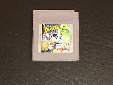 DuckTales 2 Nintendo Game Boy Cleaned & Tested Authentic