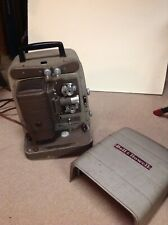 Vintage Bell & Howell Movie Projector Model 253Ax, U.S.A.