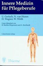 Innere Medizin für Pflegeberufe von Ulrich Gerlach   Buch   Zustand gut