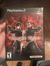 Vampire Night (Sony PlayStation 2, 2001)