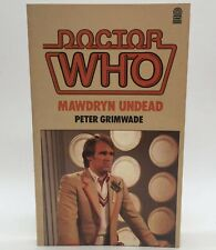 More details for doctor who mawdryn undead by peter grimwade (1984, target no. 82 paperback)