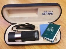 THE GOLF Scope 8 X 21mm Rangefinder NEW