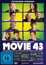 MOVIE 43 - Emma Stone,Gerard Butler, Richard Gere, Halle Berry  DVD NEU