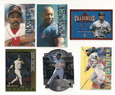 2001 UPPER DECK METS MIKE PIAZZA TEH FRANCHISE INSERT CARD #F9