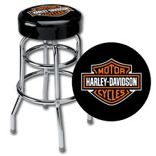 Harley-Davidson-Tabouret de bar-Cuisine Conservatoire Man Cave Garage Siège Chaise