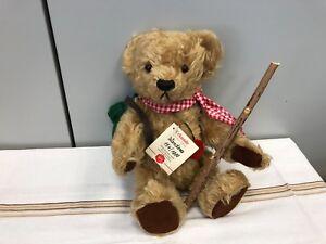 Hermann Teddy Bär 30 cm. Limitiert. Unbespielt.